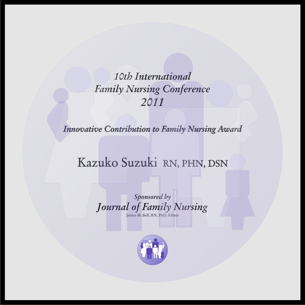 Read more on Journal of Family Nursing Awards