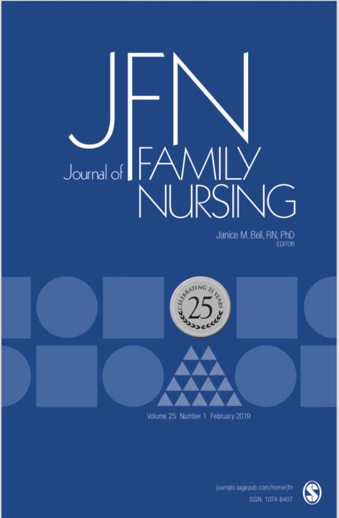 Read more on 25th Anniversary of the Journal of Family Nursing